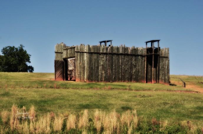 Camp Sumter Civil War Prison, GA